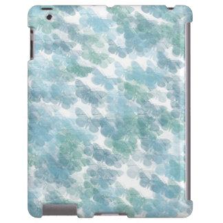 Borboletas dispersadas capa para iPad