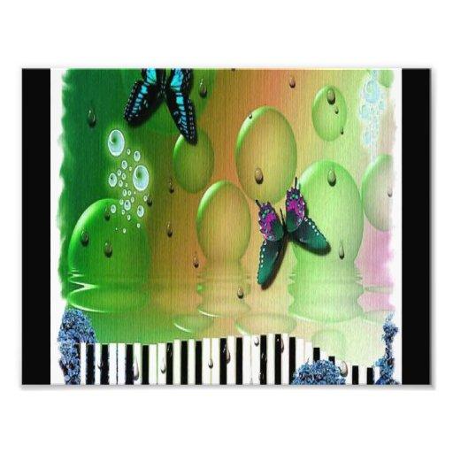 Borboletas e bolhas fotos