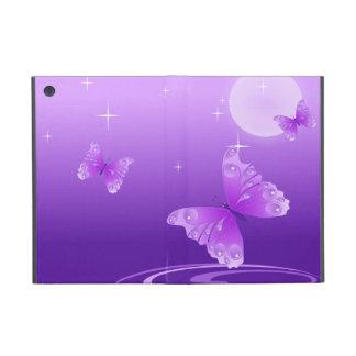 Borboletas roxas capas iPad mini