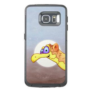 BORDA ESTRANGEIRA SS da galáxia S6 de Samsung do