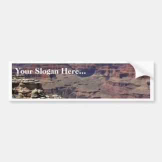 Borda sul do Grand Canyon na arizona Adesivo Para Carro