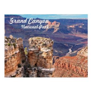 Borda sul do parque nacional do Grand Canyon Cartões Postais