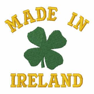 Bordado feito no pólo de Ireland Camisa Polo Bordada