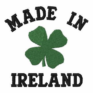 Bordado feito no t-shirt de Ireland