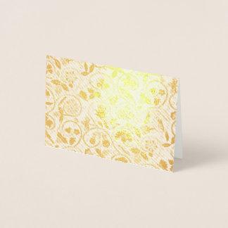 Bordados Isabelinos do redemoinho - Goldwork Cartão Metalizado