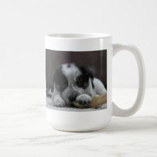 Border collie Mug~Ava Caneca De Café