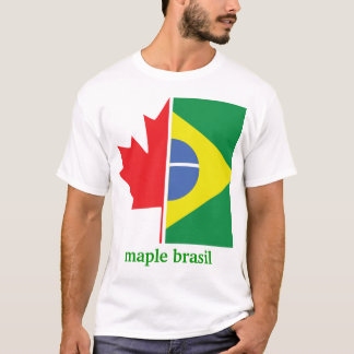 Bordo Brasil Camiseta