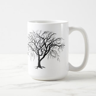 Bordo da queda caneca de café