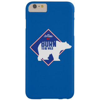 Born to be Wild 97 Capas iPhone 6 Plus Barely There