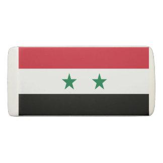 Borracha Bandeira de Syria