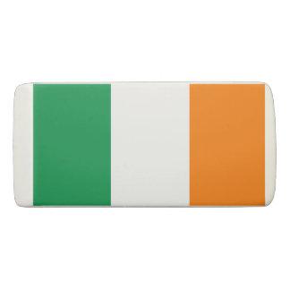 Borracha Bandeira irlandesa do Dia de São Patrício do