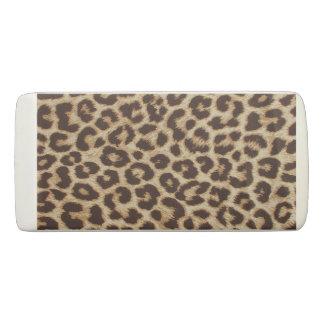 Borracha Eliminador da cunha do impressão do leopardo