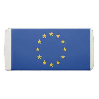Borracha Eliminador patriótico da cunha com a bandeira da