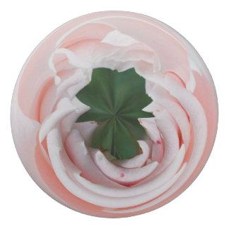 Borracha Esfera do rosa do rosa