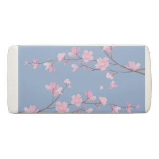 Borracha Flor de cerejeira - azul da serenidade