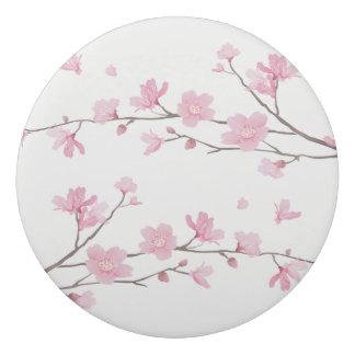 Borracha Flor de cerejeira - fundo transparente