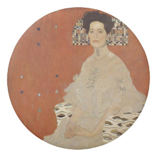 Borracha GUSTAVO KLIMT - Retrato de Fritza Riedler 1906