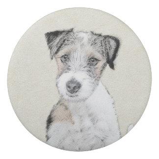 Borracha Russell Terrier (áspero)