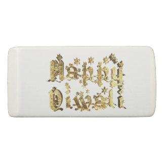 Borracha Tipografia elegante feliz da estrela do ouro de