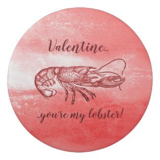 Borracha Você é meus namorados impertinentes da lagosta