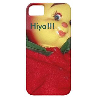 Borracho grande da capa de telefone engraçada a capas para iPhone 5