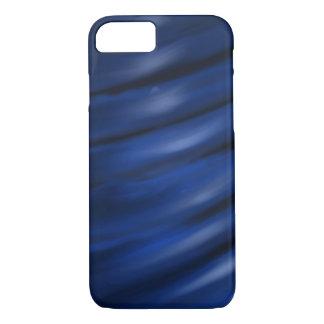Borrão azul - capas de iphone de Apple