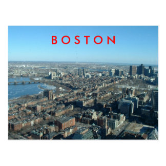 Boston Cartão Postal