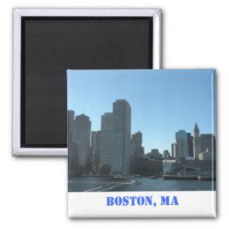 Boston, ímã das MÃES Ímã Quadrado