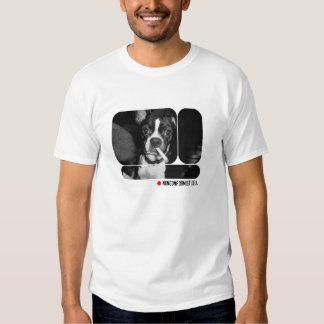 Boston MÁ Terrier Camisetas