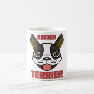 Boston Terrier Caneca De Café