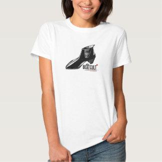 Bota de Beatle - t-shirt do culto da batida