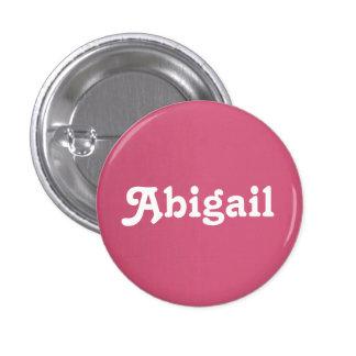 Botão Abigail Bóton Redondo 2.54cm