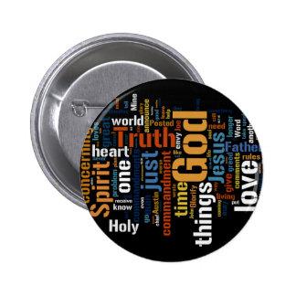 Botão celestial das expressões botons