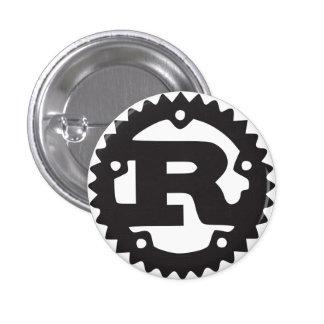 Botão da oxidação de Mozilla Bóton Redondo 2.54cm