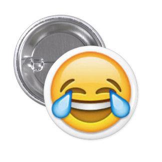 Botão de Emoji Bóton Redondo 2.54cm