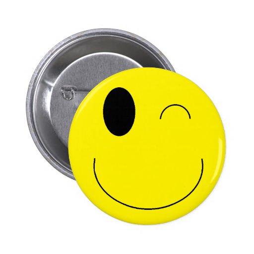 """Botão de """"Emoji"""" Bóton Redondo 5.08cm"""