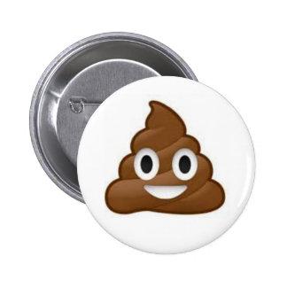 Botão de Emoji do tombadilho Bóton Redondo 5.08cm