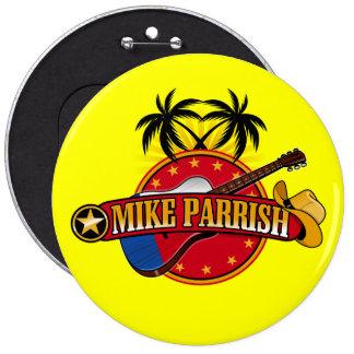 Botão de Mike Parrish Pins
