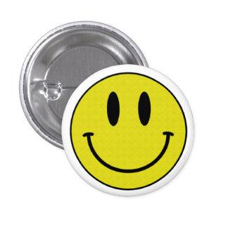 Botão de sorriso bóton redondo 2.54cm