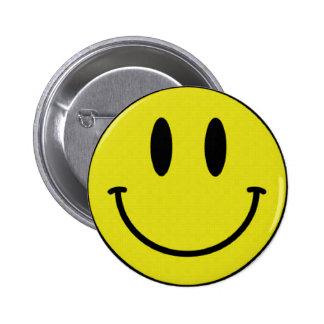 Botão de sorriso bóton redondo 5.08cm