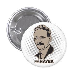 Botão do FA Hayek Pins