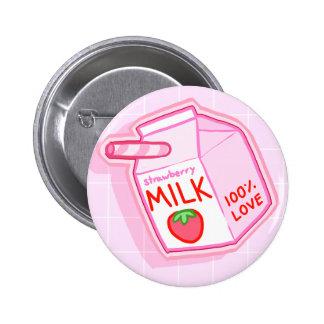 Botão do leite bóton redondo 5.08cm