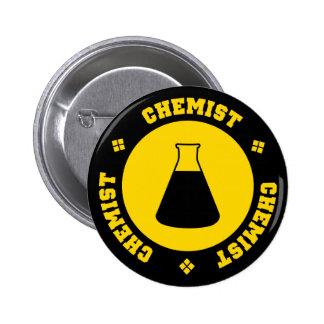 Botão do químico bóton redondo 5.08cm