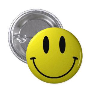 Botão do sorriso bóton redondo 2.54cm