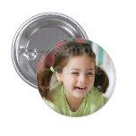 Botão personalizado do aniversário da foto botons