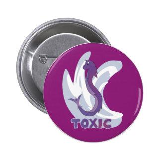 Botão tóxico de Serp Pins