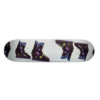 Botas de esqui das crianças skate