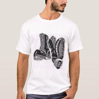 Botas T-shirt