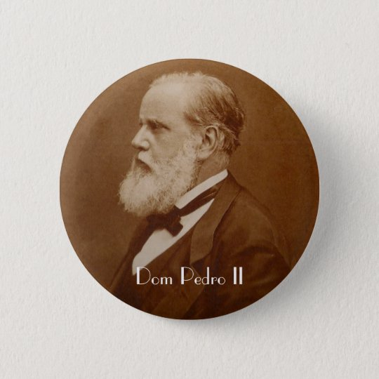 Boton Dom Pedro II