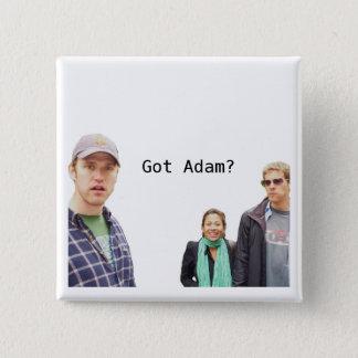 Bóton Quadrado 5.08cm Adam obtido?